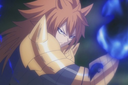 Celestial Spirits vs Fairy Tail Mages – Fairy Tail 208