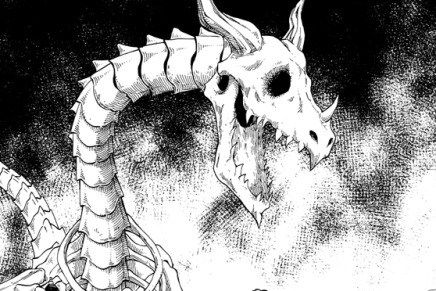 Blue Skull's Dragon! Arriving in Magnolia – Fairy Tail Zero 5