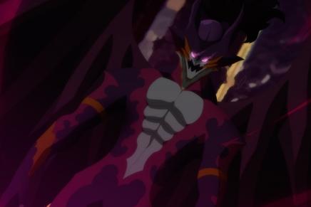 Natsu and Gray vs Mard Geer! Jiemma Appears – Fairy Tail408