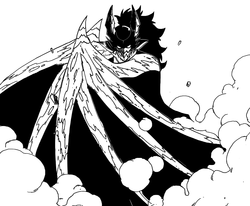 Mard Geer's Form Winged   Daily Anime Art