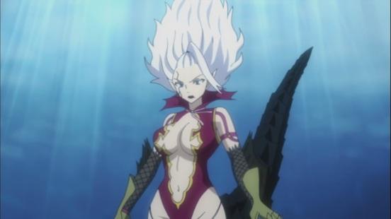 Mirajane Beast Soul Underwater