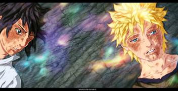 Naruto 698 Naruto's hurt by wershe