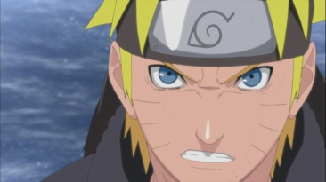 Naruto is pissed of