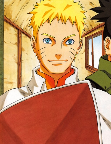 Naruto Uzumaki Older