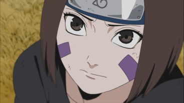 Rin concerned for Obito