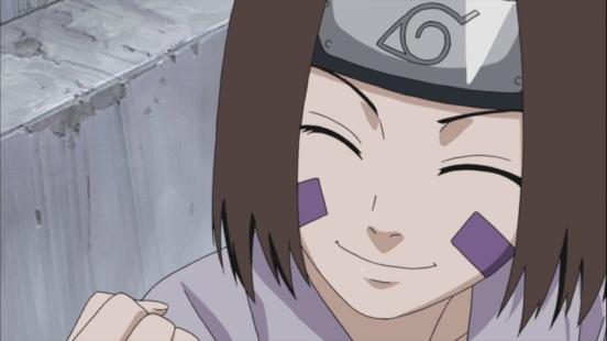 Rin Smiling