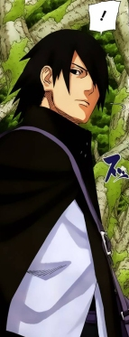Sasuke explores