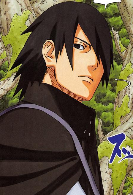 Sasuke Uchiha Older