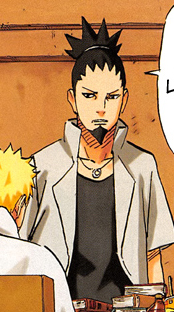shikamaru nara older daily anime art