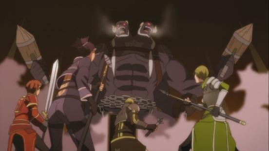 Sleeping Knights Defeat Floor Boss Sword Art Online Ii 21