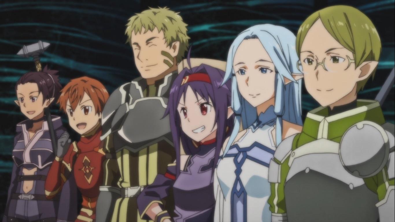 [Anime do Mês] - Sword Art Online Sleeping-knights1