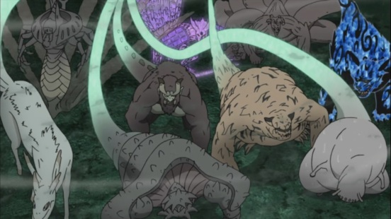 Tailed Beasts Released