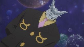 Taurus fights Natsu