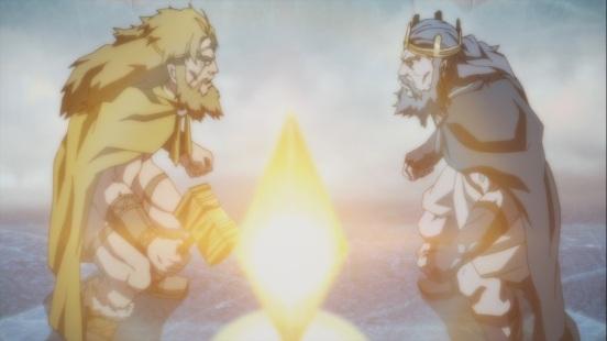 Thor vs Thrym