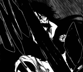 Yhwach attacked by Ichibei