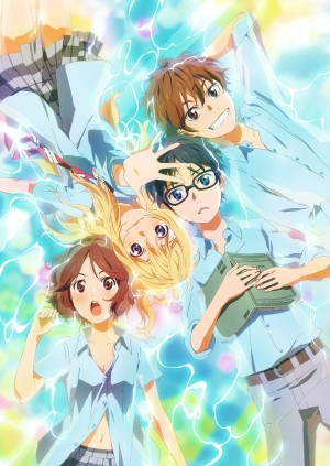 Image result for your lie in april poster