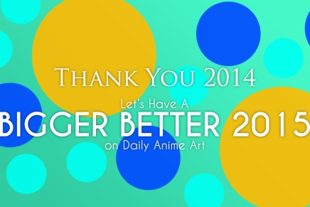Thank You 2014, A Bigger Better2015!