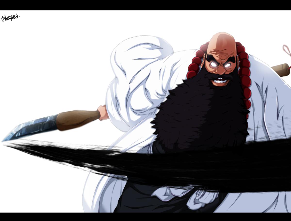 Ichibei's Ichimonji! Battling Yhwach – Bleach 607   Daily ... Gaara Cosplay