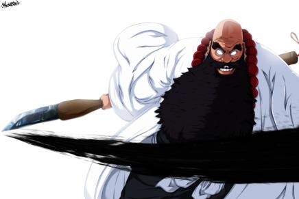 Ichibei's Ichimonji! Battling Yhwach – Bleach607