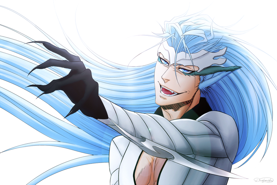 Crush Them All Grimmjow Bleach by DivineImmortality