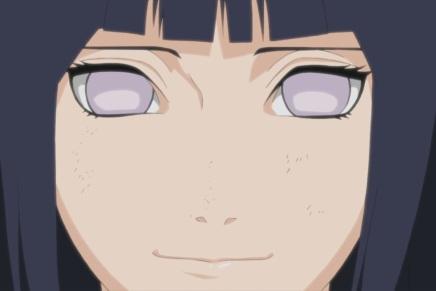 Hinata's Destiny! Hanabi Trains Hard – Naruto Shippuden390