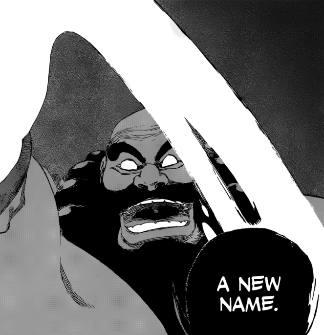 Ichibe gives Yhwach New Name