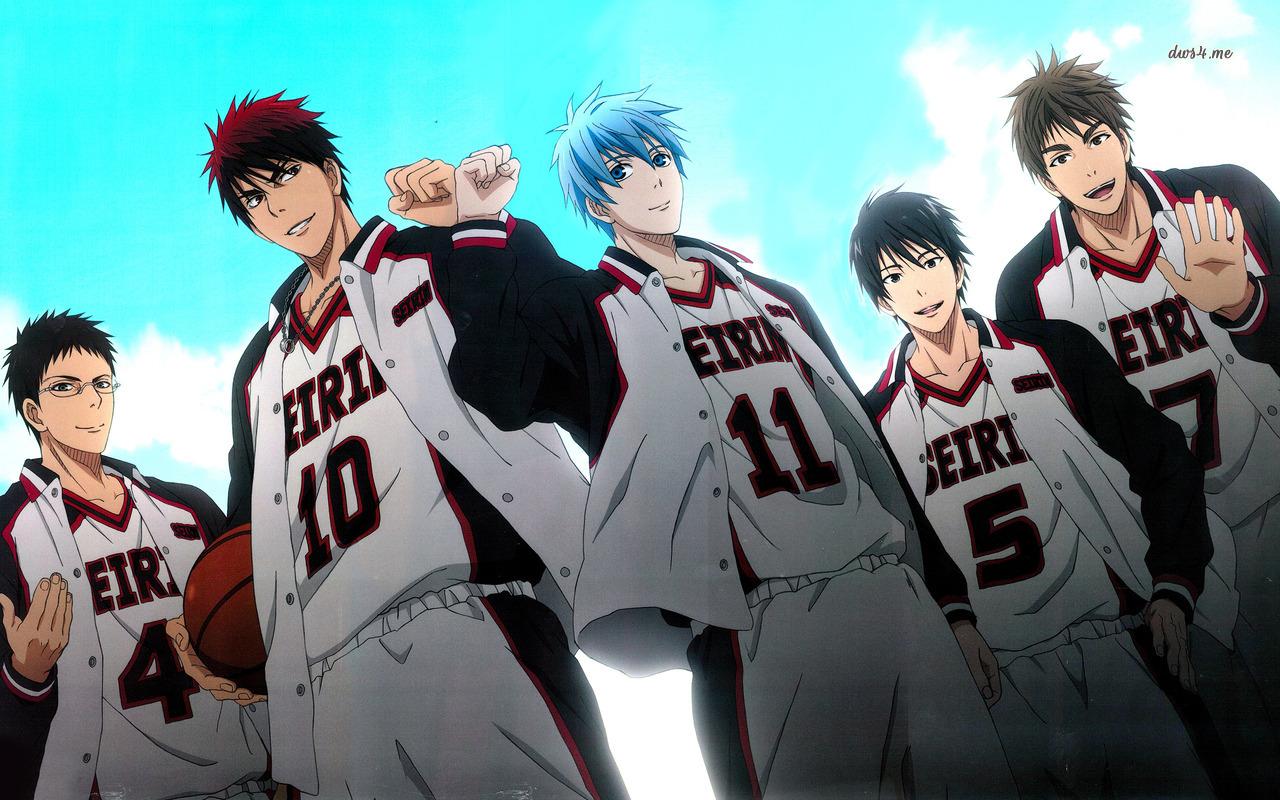 Kuroko's Basketball Gets Anime Movie | Daily Anime Art