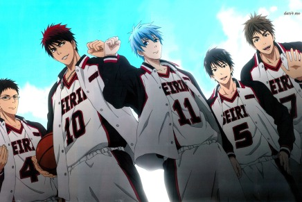 Watch Kuroko no Basket (Anime)
