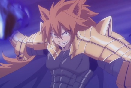Natsu defeats Loke! Liberum Continues – Fairy Tail214