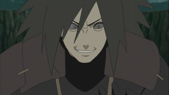 Madara back to life