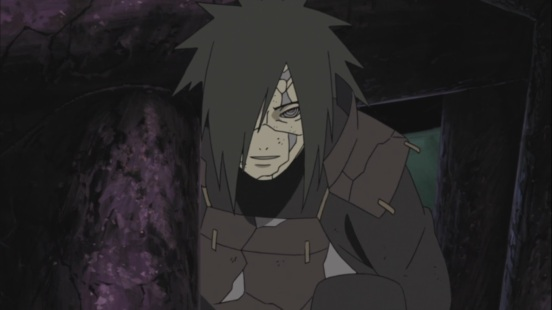 Madara grateful to Naruto