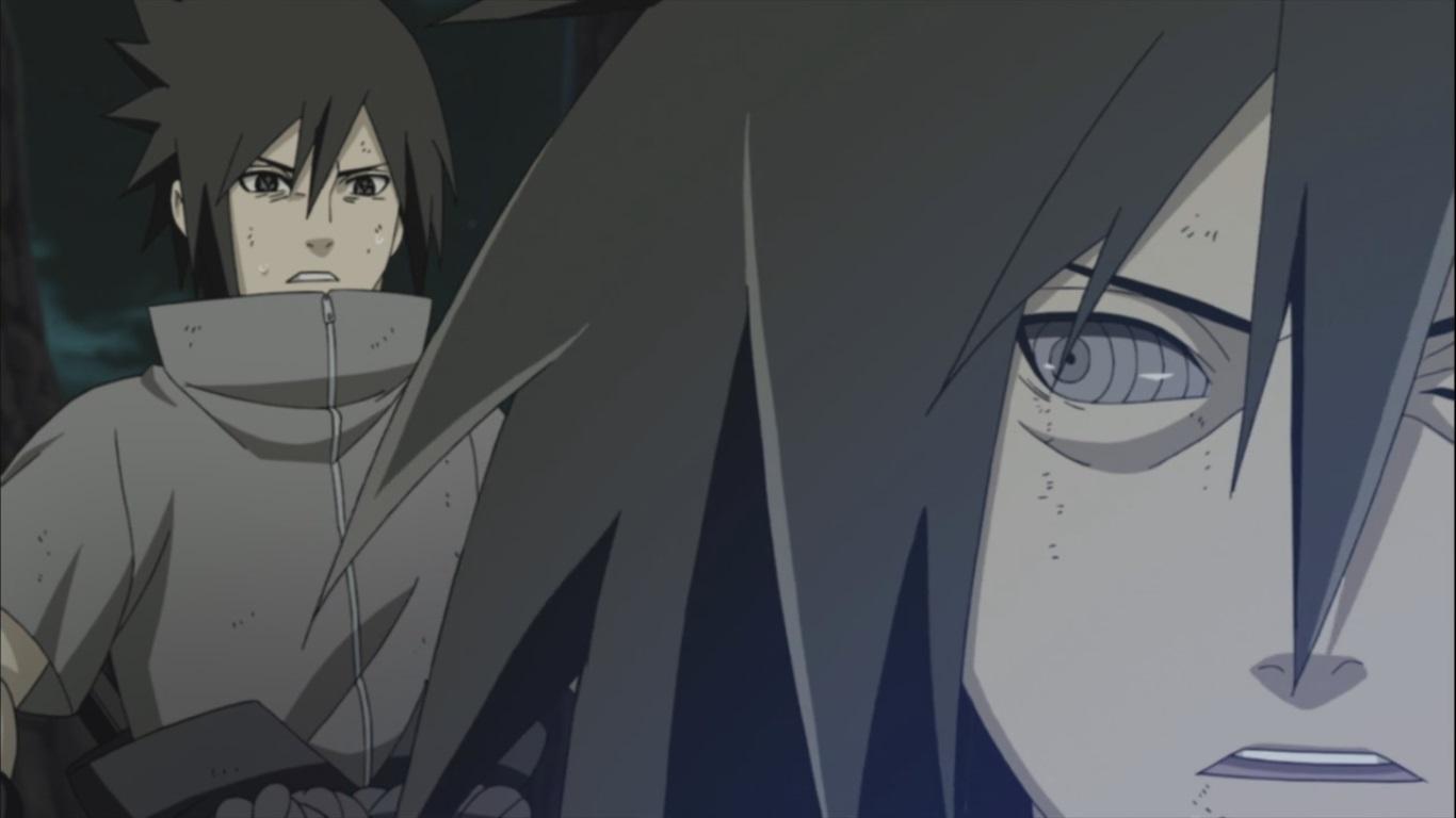 uchiha madara vs sasuke - photo #42