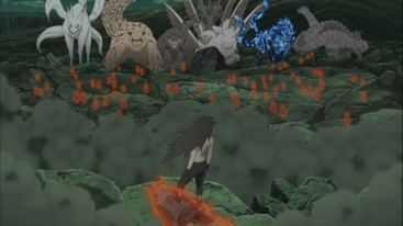 Madara to fight