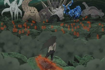 Madara Back To Life! Zetsu Takes Obito Over – Naruto Shippuden 391