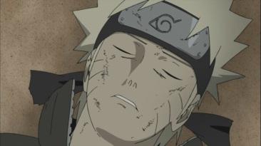 Naruto Dying