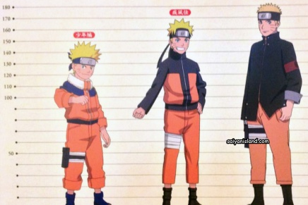 "Character Growth in the Naruto World (Part 1, Shippuden & ""The Last"")"