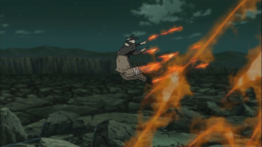 Naruto's Kurama Chakra Stolen