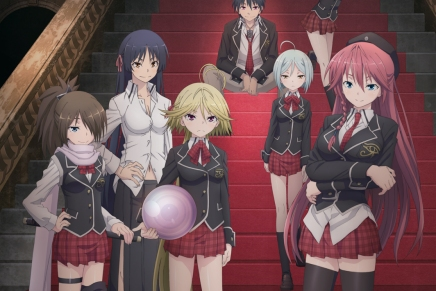 Watch Trinity Seven (Anime)