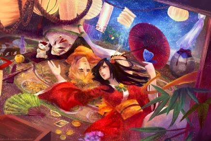 Wishful Dreams – Naruto andHinata
