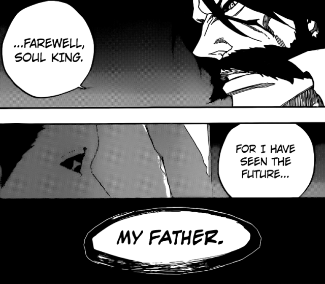 Image result for he Soul King is the father of Yhwach.