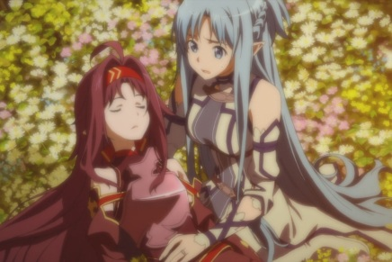 Goodbye Yuuki! Mother Rosario – Sword Art Online II 24 (END)