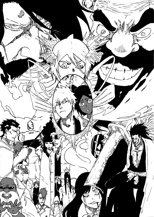 A Year with Bleach 2014 by tommo2304