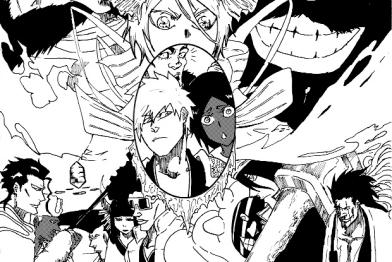 Zaraki Vs Gremmy Daily Anime Art