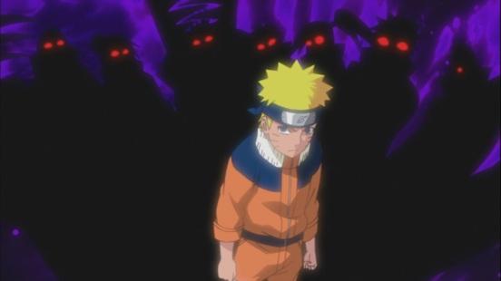 Akatsuki look for Naruto
