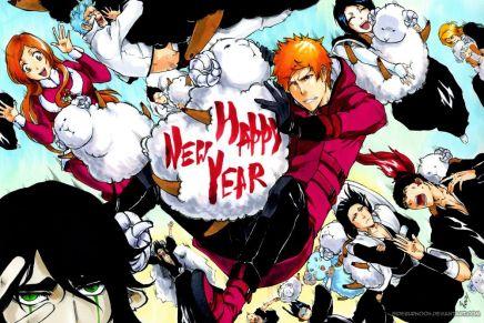 Happy New Year fromBleach
