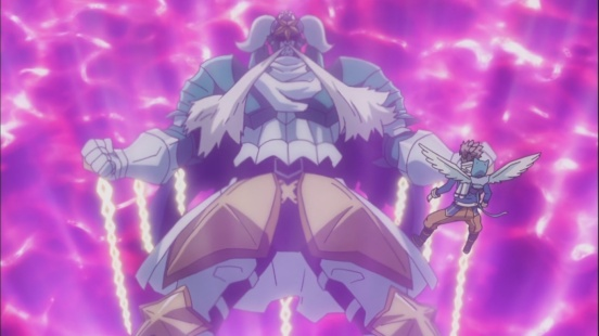 Celestial Spirit King Chained Down
