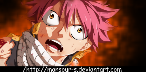 Fairy Tail 414 Natsu Shocked by mansour s