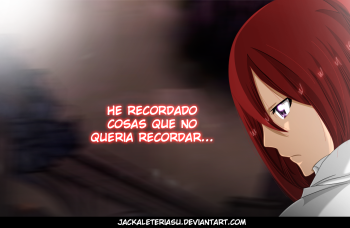 Fairy Tail 416 Erza by jackaleteriasu
