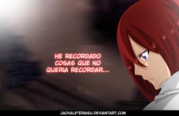 Fairy Tail 416 Erza by jackaleteriasu