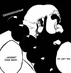 Ichibei Can't Win Against Yhwach